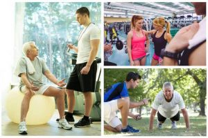 Gyms and hormones