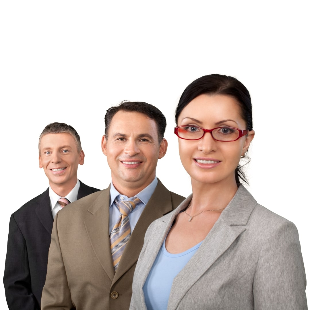 Office administrative staff photo