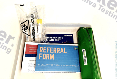 product image.hormone testing kit