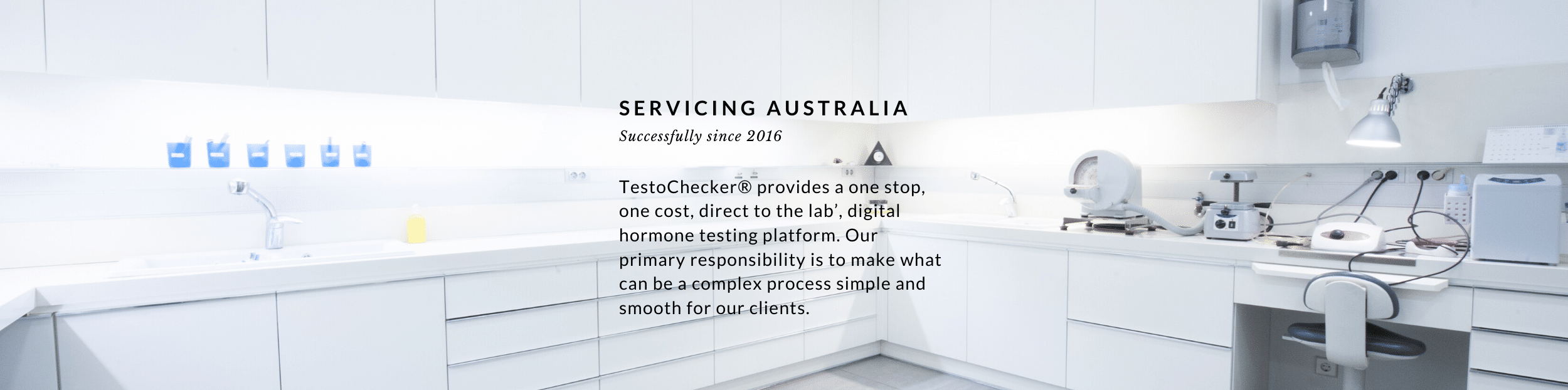 Hormone testing Australia since 2016.
