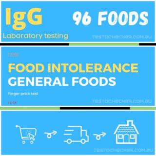 Food intolerance test General Foods.testochecker.australia