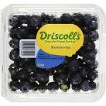 125gram pallets Blueberries