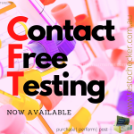 contact free hormone testing available