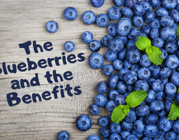 Blog Post main banner displaying Blueberries NO filter used