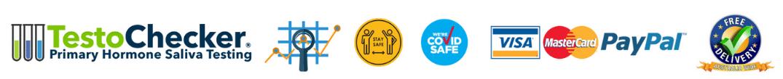 testochecker hormone test kits Business Logo